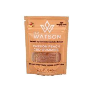 Dr Watson 100mg CBD Hemp Gummies Pack of 4