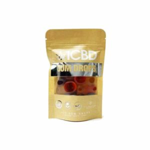 1CBD Pure Hemp CBD fruit flavoured Gum Drops 300mg CBD