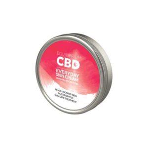 Equilibrium CBD Deep Nourishing Skin Cream 400mg 100ml