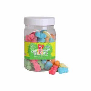 Orange County CBD 10mg Gummy Bears - 80x 10mg