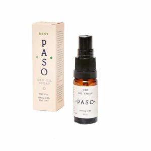 Paso 1000mg CBD Oral Oil Spray 10ml