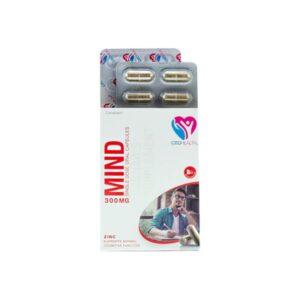 Canabidol 300mg CBD Oral Capsules 30 Caps - Mind