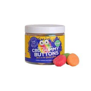 Orange County CBD 10mg Gummy Buttons - 20x 10mg