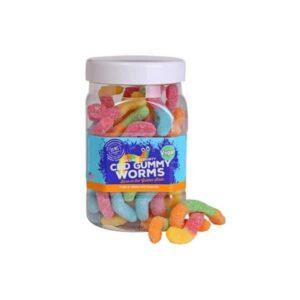 Orange County CBD 25mg Gummy Worms - 80x 25mg