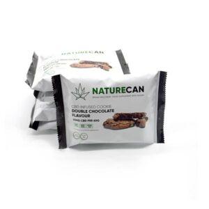 Naturecan 25mg CBD Double Chocolate Cookie 60g