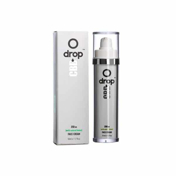 Drop CBD Face Cream 250mg CBD 50ml