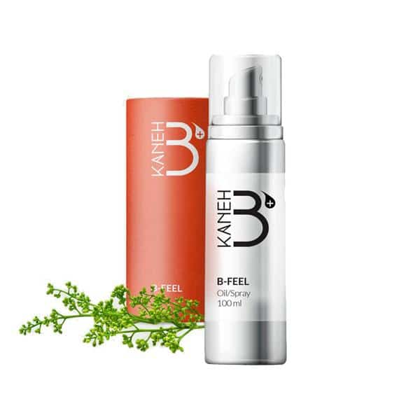 Kaneh-b Botanical Defense Massage Oil 300mg CBD 100ml