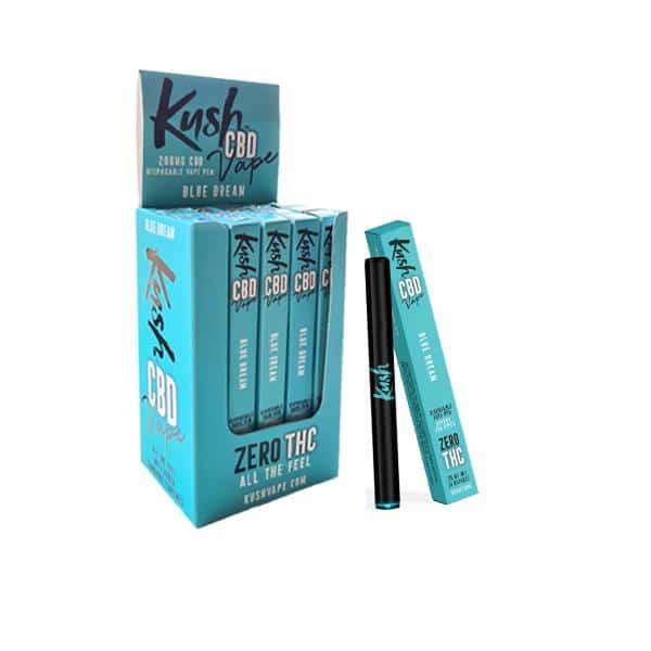 Kush Vape 200mg CBD Disposable Vape Pen (70VG/30PG)