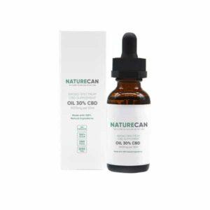Naturecan 30% 9000mg CBD Broad Spectrum MCT Oil 30ml