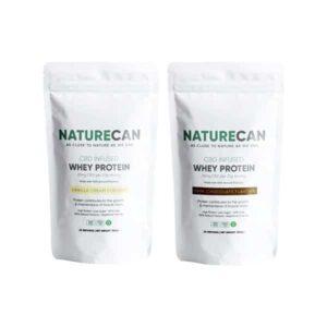 Naturecan 500mg CBD Protein Powder 500g