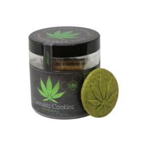 Euphoria Cannabis Cookies With CBD - Original