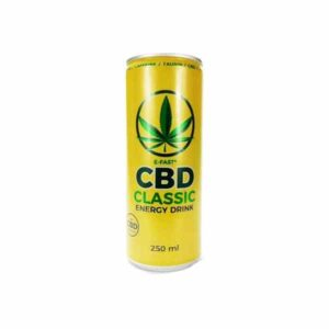 E-Fast CBD Infused Classic Energy Drink