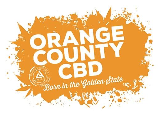 Orange County CBD Company Logo