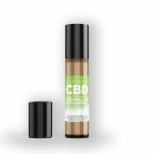 Full Spectrum CBD Skin Cream Roll On Applicator 200mg 10ml