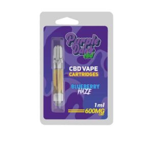 Purple Dabz CBD Cartridges